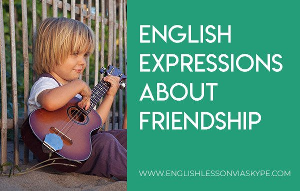 English Expressions about Friendship. Intermediate level English expressions. #learnenglish #englishlanguage #ingles #aprenderingles #idioms