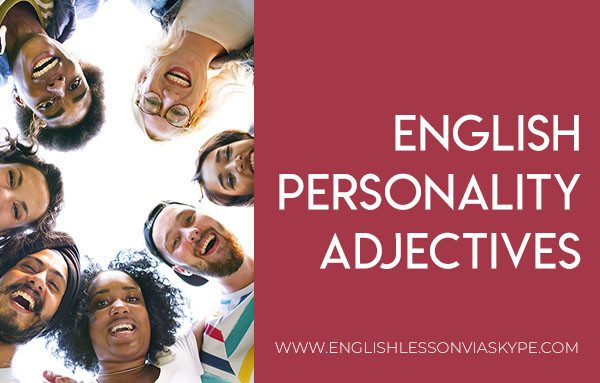 English Adjectives that Describe People and Personality. Intermediate level English.Improve English vocabulary the easy way. #learnenglish #englishlessons #vocab #ingles #aprenderingles #englishteacher #vocabulary