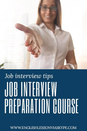 Job Interview Preparation Course