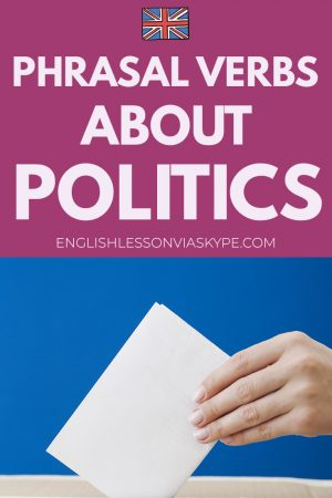 9 Phrasal verbs about politics. To blow over, to crack down on something meaning. Learn English with Harry at www.englishlessonviaskype.com #learnenglish #englishlessons #tienganh #EnglishTeacher #vocabulary #ingles #อังกฤษ #английский #aprenderingles #english #cursodeingles #учианглийский #vocabulário #dicasdeingles #learningenglish #ingilizce #englishgrammar #englishvocabulary #ielts #idiomas