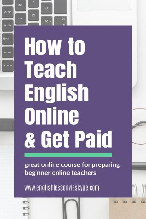 How to teach English online and get paid. Become a successful online teacher. Earn at least $3,000 teaching English online. www.englishlessonviaskype.com #teachenglish #job #work #income #earnmoney