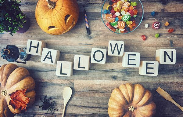 English vocabulary for Halloween - Intermediate English level Skype lessons